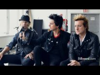 Green Day ¡Uno! ¡Dos! ¡Tre! Billboard Cover Shoot