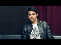 Darin - Playing With Fire / Making of EXIT