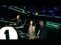 Chvrches cover Justin Bieber's What Do You Mean in the Live Lounge