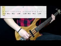Red Hot Chili Peppers - The Zephyr Song (Bass Cover) (Play Along Tabs In Video)