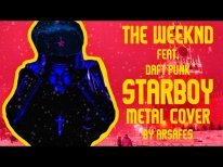 The Weeknd feat. Daft Punk - Starboy (Metal Cover by Arsafes)