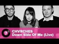 CHVRCHES | 'Down Side Of Me (Live)' | 7-Inches For Planned Parenthood