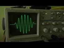 Arctic Monkeys Do I Wanna Know (oscilloscope version)