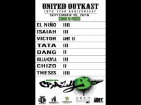 Round 7 | Crazy 8s | United Outkast 10 Year Anniversary | Pro Breaking Tour | BNC