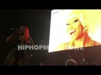 REMY MA PUTS NICKI MINAJ ON SUMMER JAM SCREEN AND PREFORMS SHETHER LIL KIM CARDI B & QUEEN LATIFAH