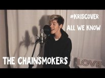 KrisCover The Chainsmokers - All We Know - Kristian Kostov