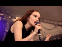 """CHVRCHES — """"Clearest Blue"""" (Live at SPIN at Stubb's, SXSW 2016)"""