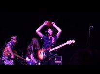 """""""El Scorcho"""" by Weezer Covered by Finn Wolfhard & Calpurnia at STRANGE 80s, Fonda Theater, 5/14/17"""