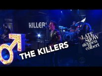 The Killers Perform 'The Man'