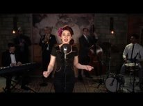 """""""Lullaby of Birdland"""" (Ella Fitzgerald) Jazz Standard Cover by Robyn Adele Anderson"""
