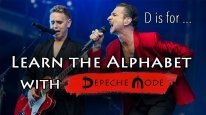 Learn the Alphabet with Depeche Mode