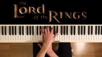 The Lord of the Rings theme - Piano Medley (+ НОТЫ)