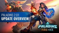 Paladins - 2.01 Update Overview - Fire and Ice