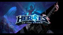 Heroes Of The Storm—Tomb Of The Spider Queen (Folk metal cover by The Raven's Stone)